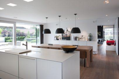 keuken en eetplaats
