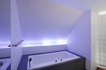 bad badkamer