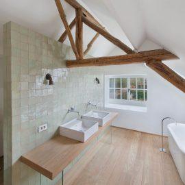 badkamer, lavabo