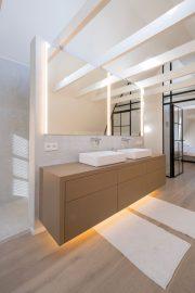 badkamer, wasmeubel, lavabo