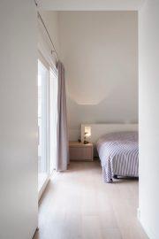 slaapkamer, nachttafel