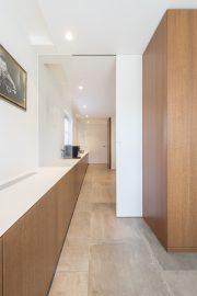 doorgang vergaderruimte, bureel, schuifdeur